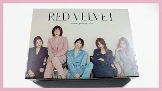 Red Velvet 2020 Season Greetings + Pre-Order Benefits ☆ Unboxing