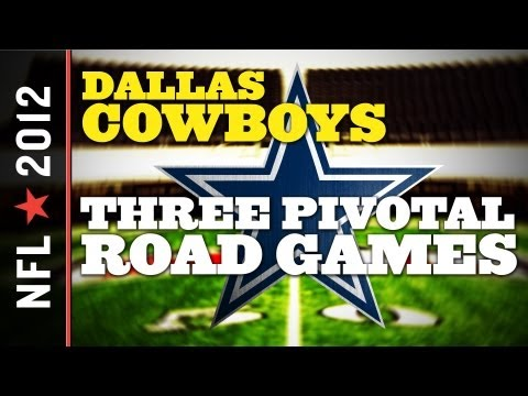 Dallas Cowboys 2012 NFL Preview: Season of Tough Road Tests Begins Week 1 Against Rival Giants