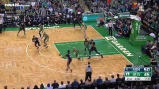 Minnesota Timberwolves vs Boston Celtics   Full Highlights  March 15 2017  2016 17 NBA Season
