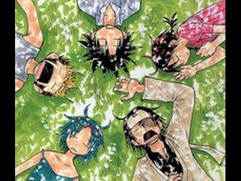 The Law Of Ueki Opening 2 w/ lyrics