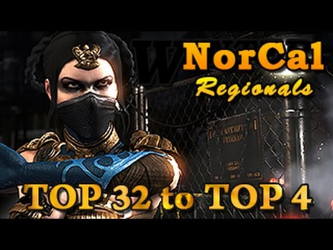 MKXL | NorCal Tournament | TOP 32 to TOP 4 Part 1 (Noble Dab, KHTC SiNiSt3r, GGG Folux + more)