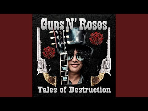 How Slash Came Up With The Guns N' Roses Logo