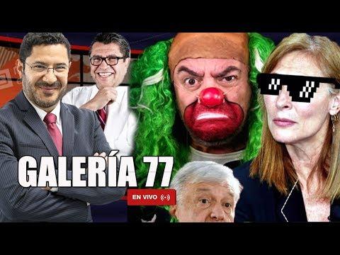 GALERÍA #77: GUARDIA NACIONAL/ AGRIOPUERTO/ ¿LA 4TA TRANSFORMACIÓN? / ATRÁS LA REFORMA EDUCATIVA