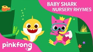 How Deep is the Sea? | Baby Shark Nursery Rhyme | Pinkfong Songs for Children