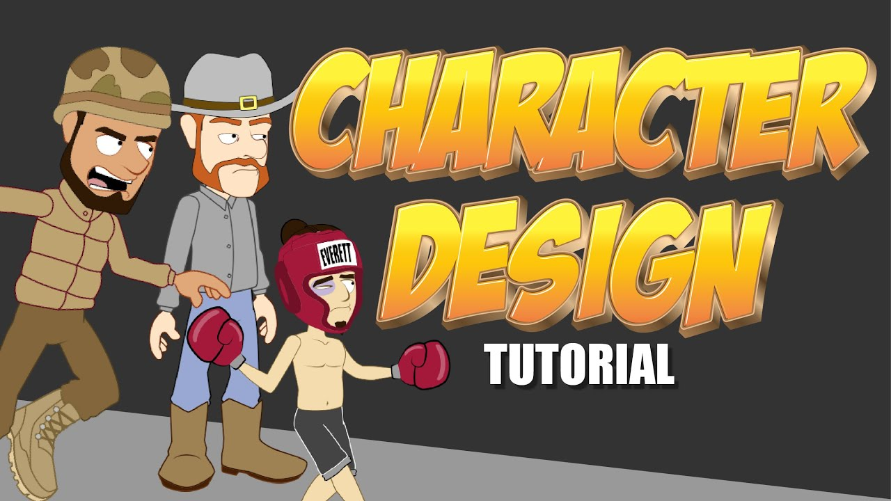 Character Design Anime Studio Story : How to design a character in anime studio pro moho