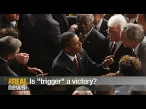 """Is """"trigger"""" a victory?"""