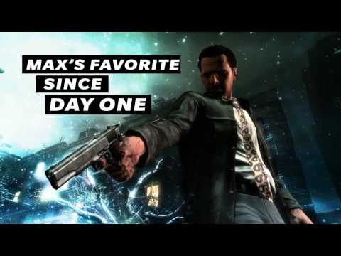 Weapons Of Max Payne 3: 1911 Semi-Automatic Pistol HD Video