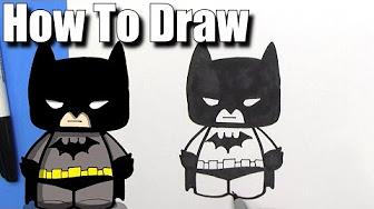 cute batman cartoon - HD1920×1080