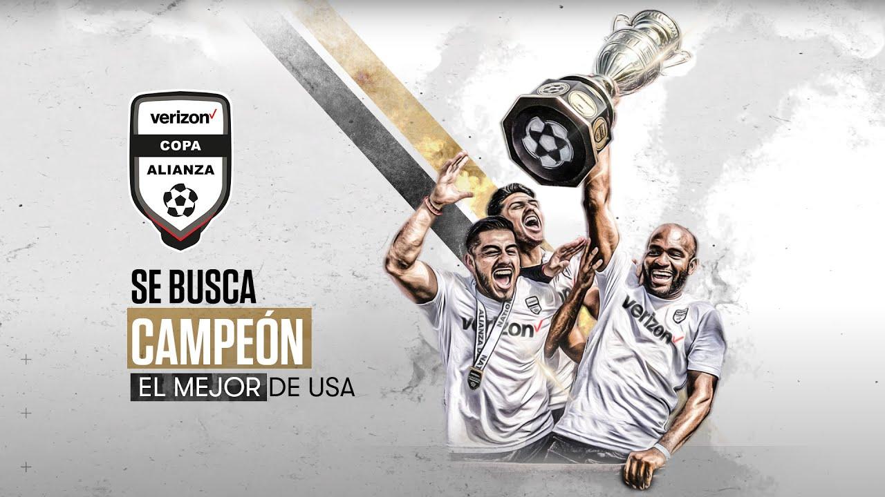Spot Oficial Verizon Copa Alianza 2021