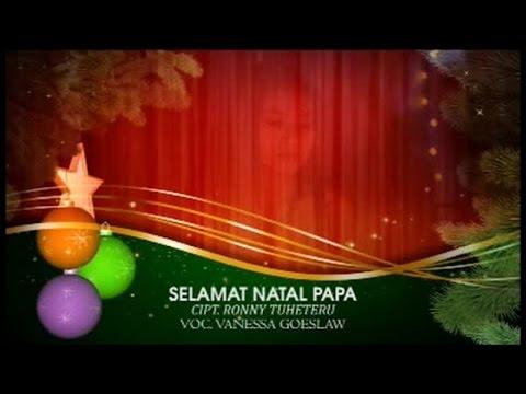 Vanessa Goeslaw - SELAMAT NATAL PAPA