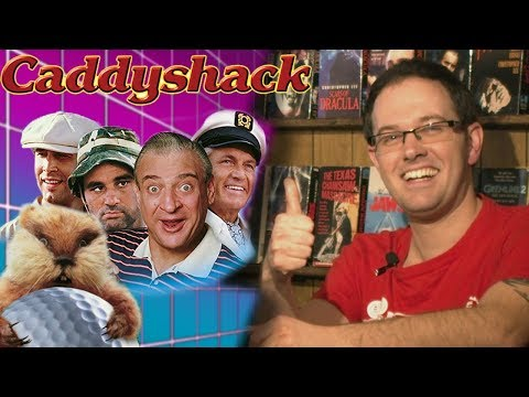Caddyshack (1980) Review - Golfers, Gophers, and Goofballs - Rental Reviews