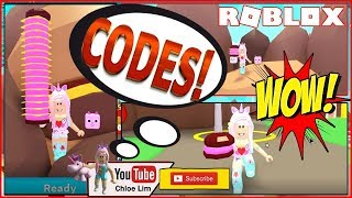 🍔 Roblox Burger Simulator! 4 Codes and Getting My Cheese Topping! LOUD WARNING!