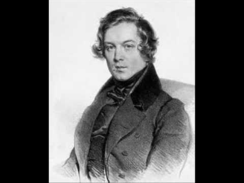 Yves Nat plays Schumann Humoreske in B flat major Op. 20