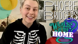 Phoebe Bridgers - What's In My Bag? [Home Edition]