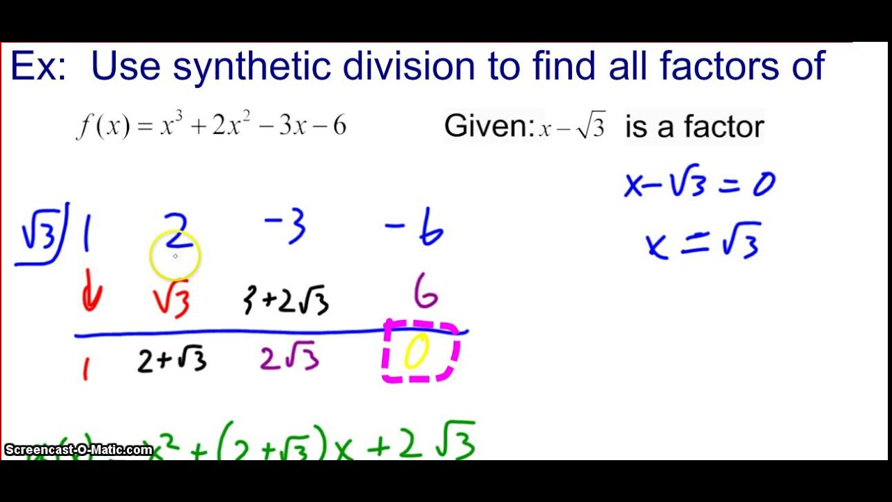 worksheet Long Division Practice polynomial long and synthetic division practice youtube