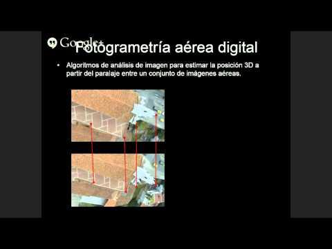 Tutorial 3: Mapeo 3D con drones