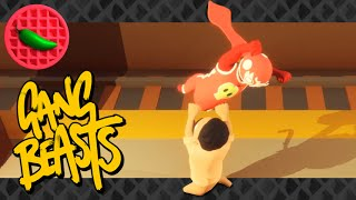 Updated Beast Bashing! -- Gang Beasts (Update .32) (Local Versus) (Early Access)