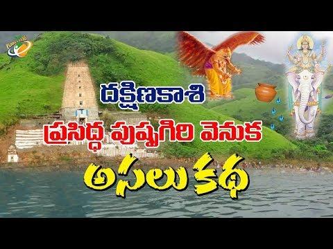 Dakshinakasi Pushpagiri Temple Real Story | Andhra Pradesh | Kadapa District | Planet Leaf With CC