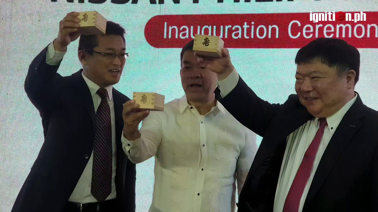 Nissan PH New Office Inauguration