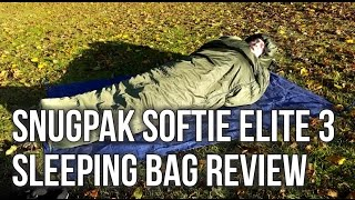 snugpak softie elite 3 sleeping bag review full hd
