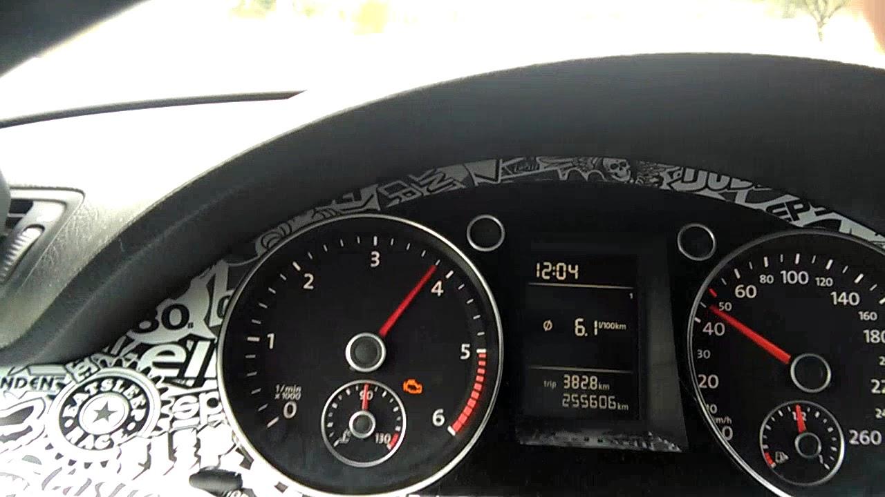 volkswagen b6 125kw удаление сажевого фильтра