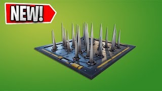 How To Make Traps INVISIBLE + Works In Game! - Fortnite Battle Royale
