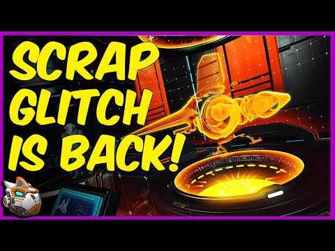 How to Scrap Ships and Make Infinite Money and Nanites Fast | No Man's Sky Money Glitch 2020