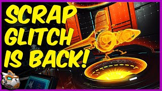 How to Scrap Ships and Make Infinite Money and Nanites Fast   No Man's Sky Money Glitch 2020