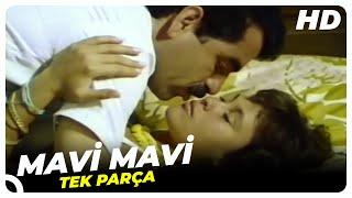Mavi Mavi | Hülya Avşar Ve İbrahim Tatlıses  Eski Türk Filmi Tek Parça (Restorasyonlu)