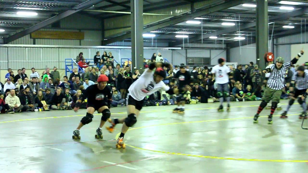 Roller skates queensland - Men Roller Derby Qld Bcr 1