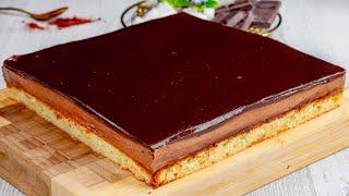 Вкусный и нежный торт с 2 видами крема Десерт который вы захотите попробовать Appetitno TV
