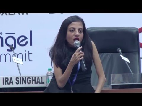 Talk by Ira Singhal