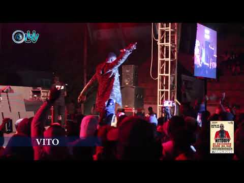 VITO SHOW OF THE YEAR 2019 STADE IBA MAR DIOP DAKAR