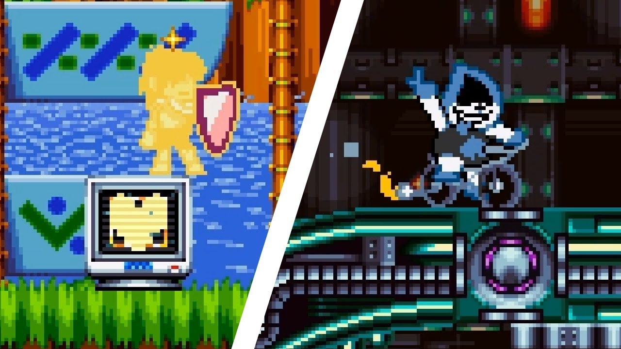 Undertale Mania Remastered (Deltarune Mania) | Sonic Mania PLUS Mods ⮚  Gameplay