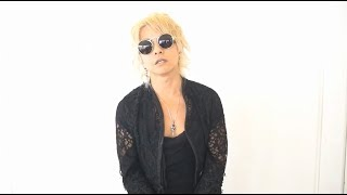 HYDE /「D'ERLANGER TRIBUTE ALBUM ~Stairway to Heaven~」コメント