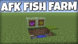 Video Minecraft Xbox - AFK FISH FARM [ Easy ] Tutorial - PS4 / PE / PS3 / Switch / Wii U download MP3, 3GP, MP4, WEBM, AVI, FLV April 2018