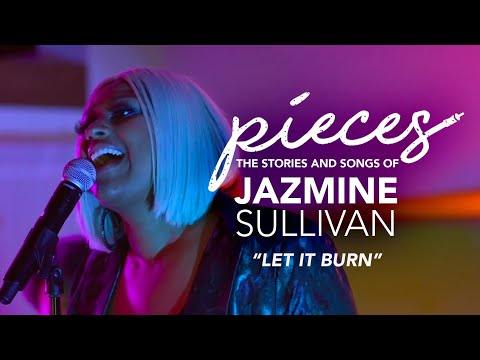 Let It Burn  LIVE - pieces... of Jazmine Sullivan