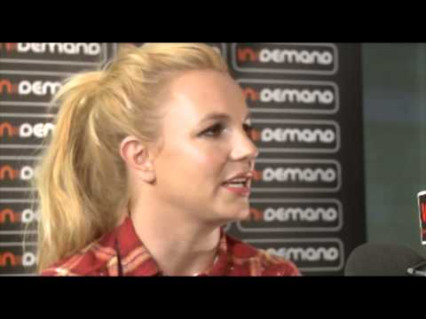 Britney Spears In Demand Exclusive Interview