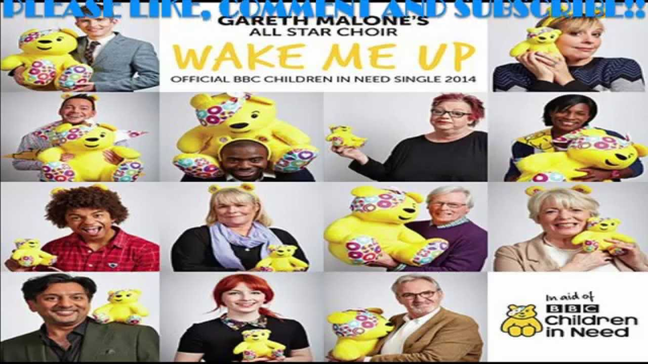 70ae26a61e76 Wake me up - Gareth Malone s All Star Choir - YouTube