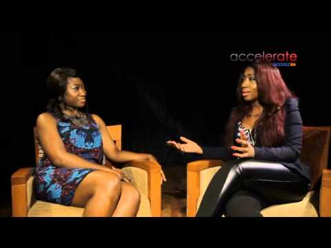 Celeb Interview With Ade Laoye: Victoria Kimani