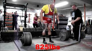 Eric Lilliebridge 900lbs Raw Deadlift 23 y/o @ 290lbs PR