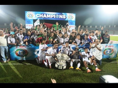 Mohun Bagan fans celebrate their favourite club's historic 14th Federation Cup win