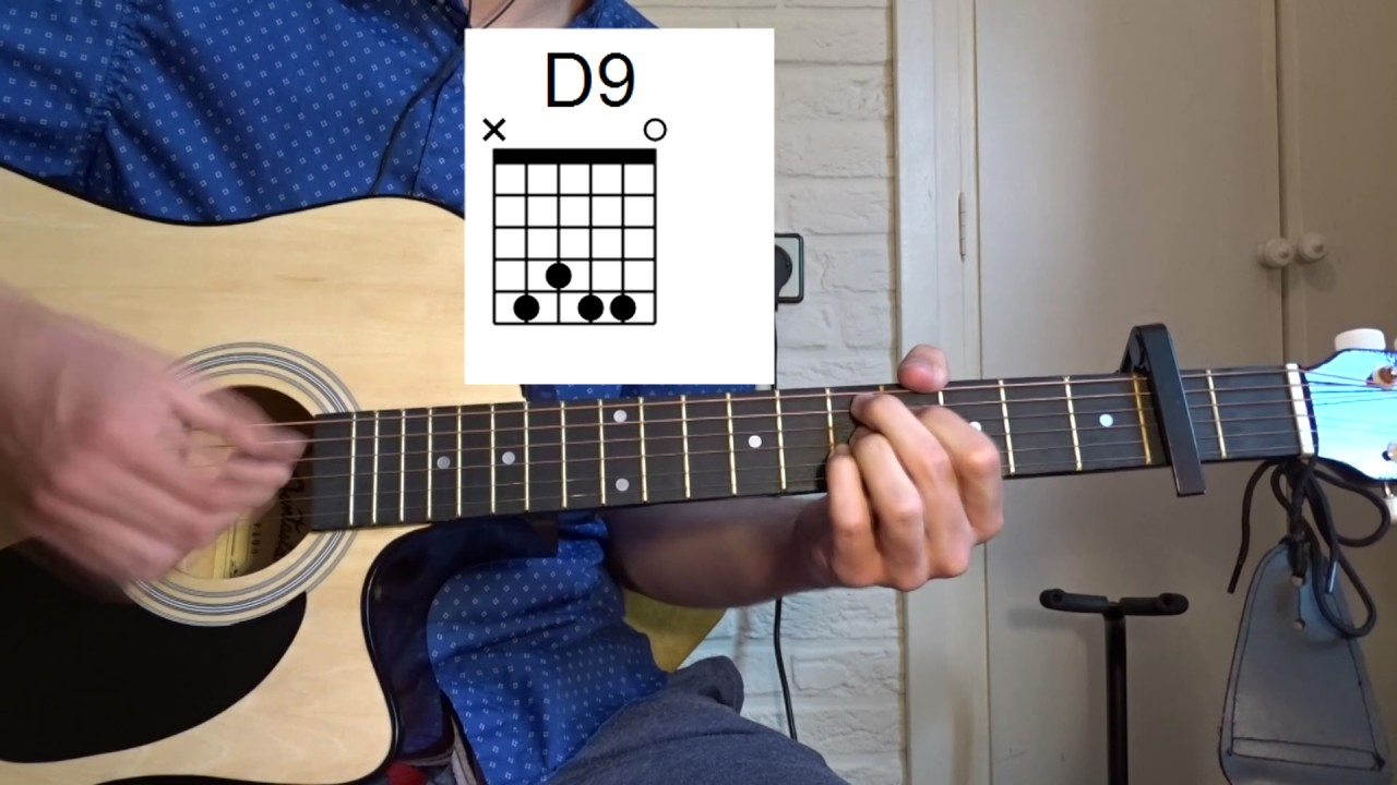 Mac Demarco Let My Baby Stay Guitar Cover With Chords Youtube