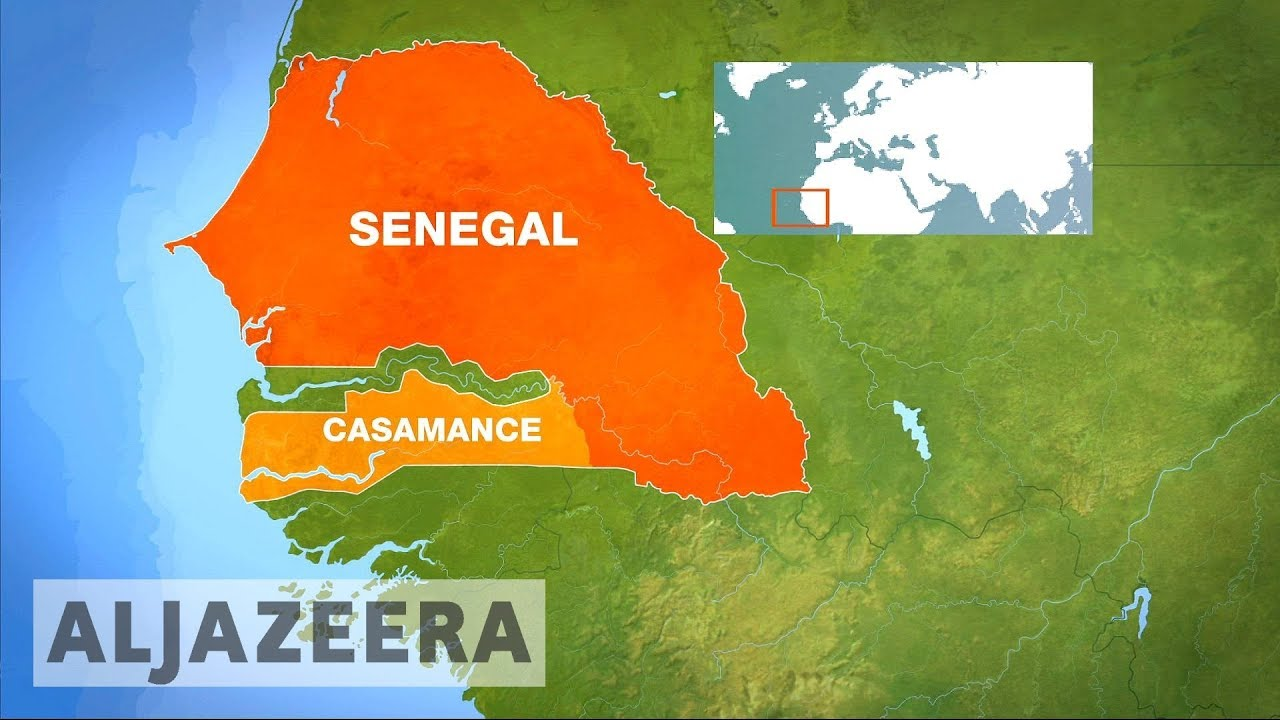Senegal 🇸🇳: Army targets rebel hideouts in Casamance region