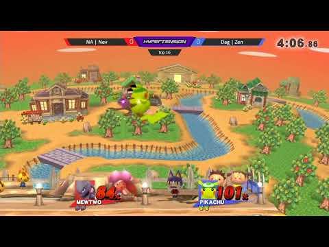 NA | Nev (Mewtwo) vs Zen (Pikachu, Diddy)