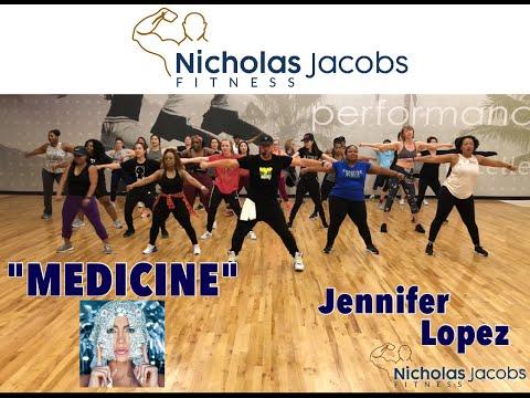 MEDICINE Jennifer Lopez Ft. French Montana Dance Fitness
