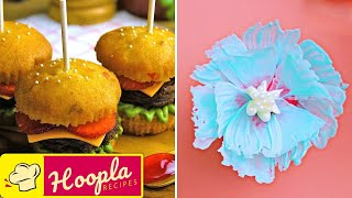 Cupcake Decorating Ideas | FUN and Easy Cupcake Recipes by Hoopla Recipes