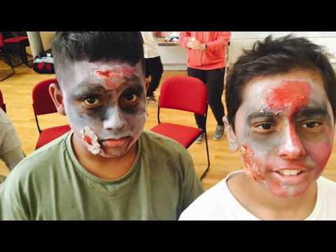 Zombie Summer School (2017) - Behind The Scenes