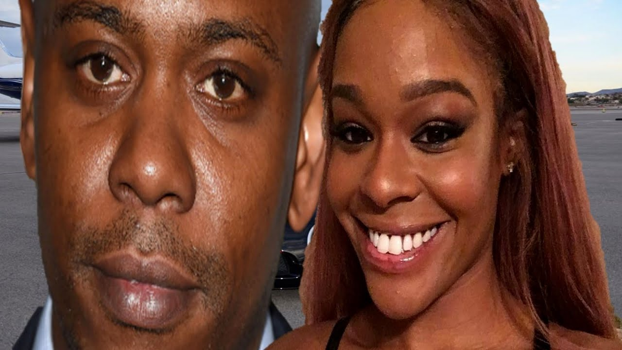 Beautiful women Dave Chappelle has dated.