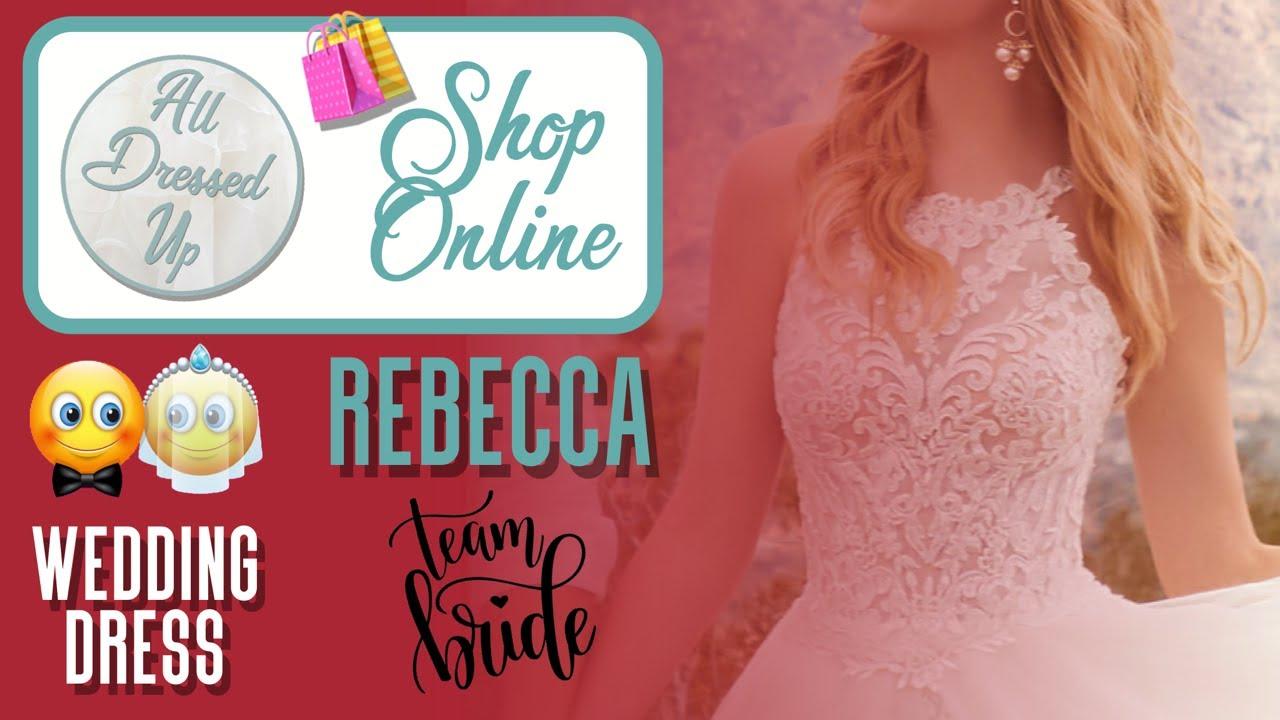 Morilee Rebecca 2071 All Dressed Up Wedding Dresses